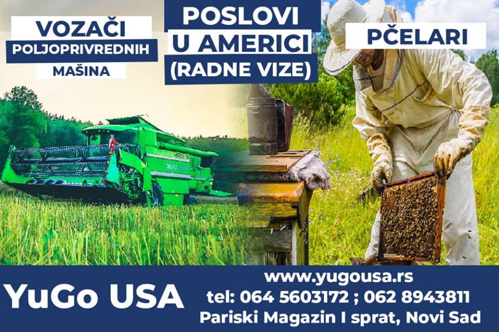 Poljoprivrednici koji se upoznaju na web stranici SAD