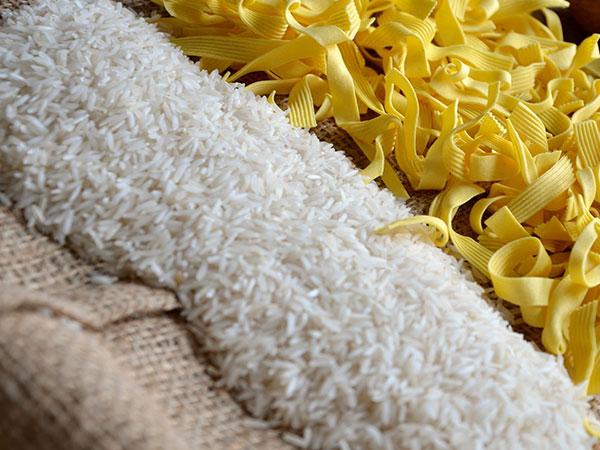 Tijestenine, riža i žitarice
