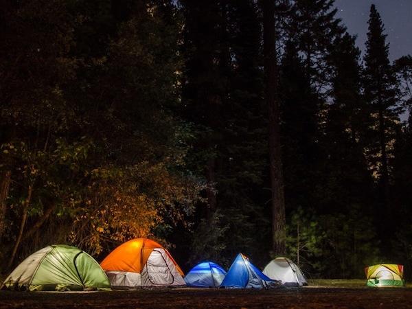 Kampiranje i kamp oprema